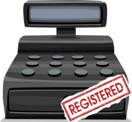 касса, регистрация